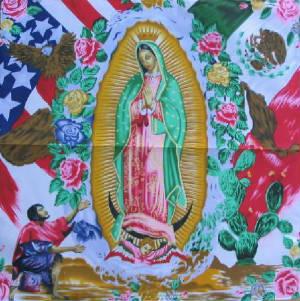 Virgin Of Guadalupe Bandana